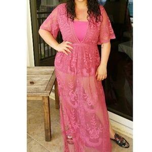Romper /Dress beautiful color. O